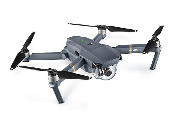 matériel photo et vidéo drone