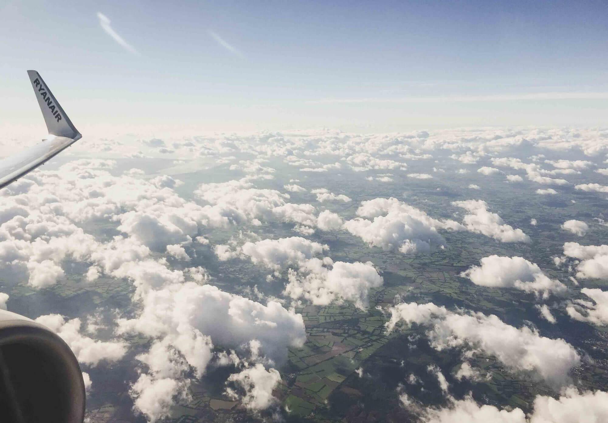 Pourquoi j'ai eu peur de voyager avec un drone en avion ?