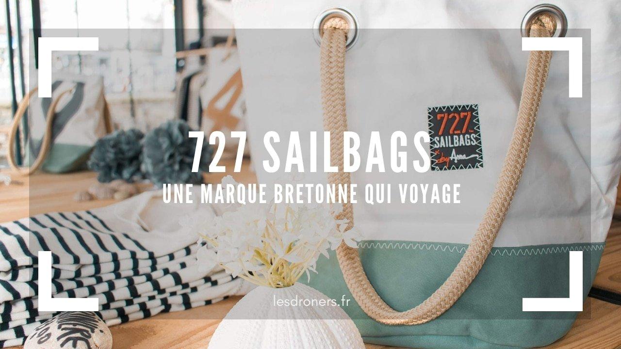 727 sailbags - une marque bretonne qui voyage dans le monde
