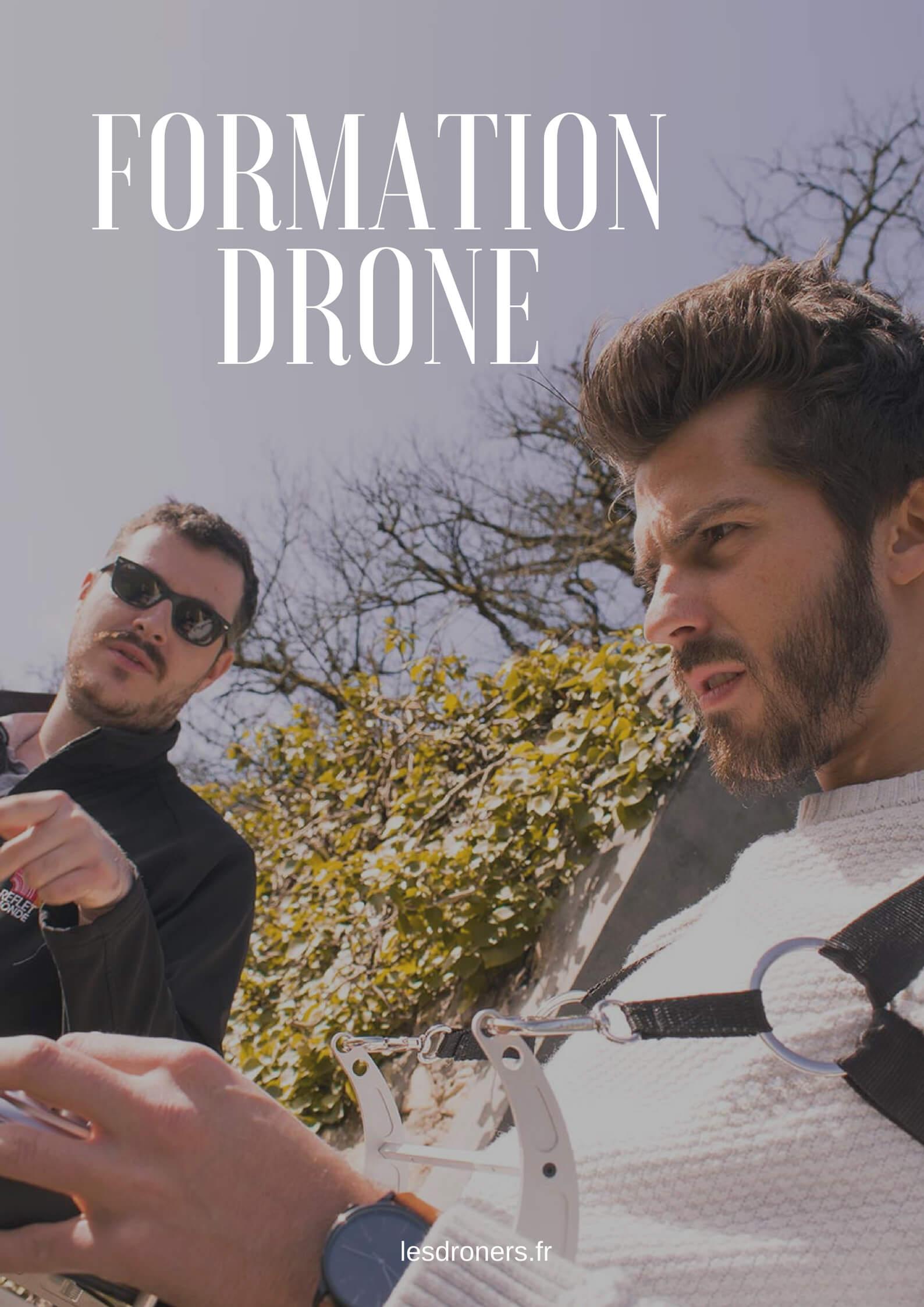 Les droners blog voyage drone