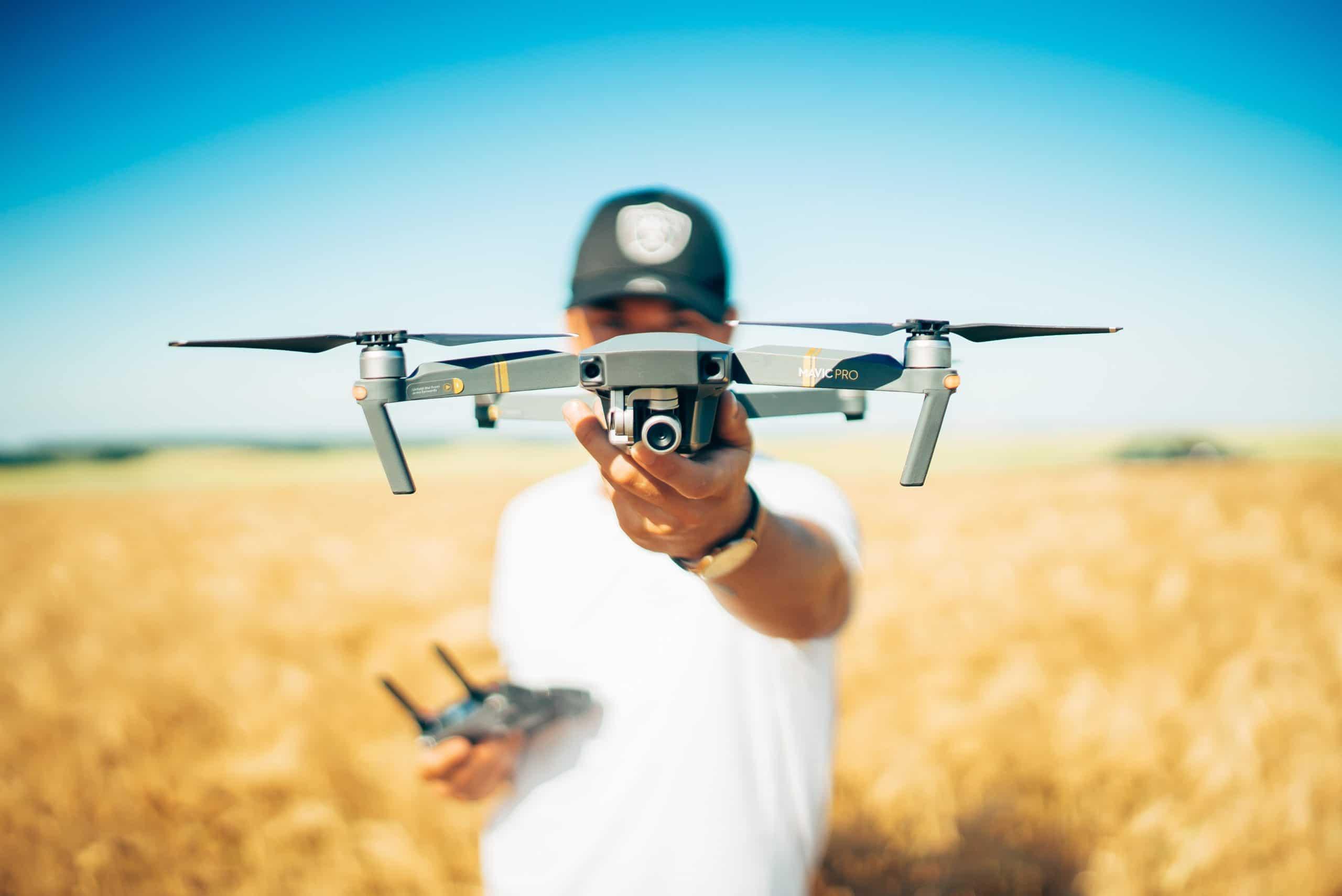 Comment devenir telepilote de drone