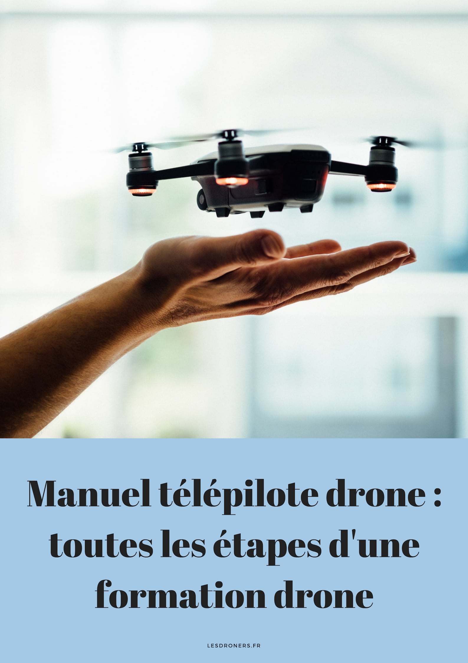 formation drone