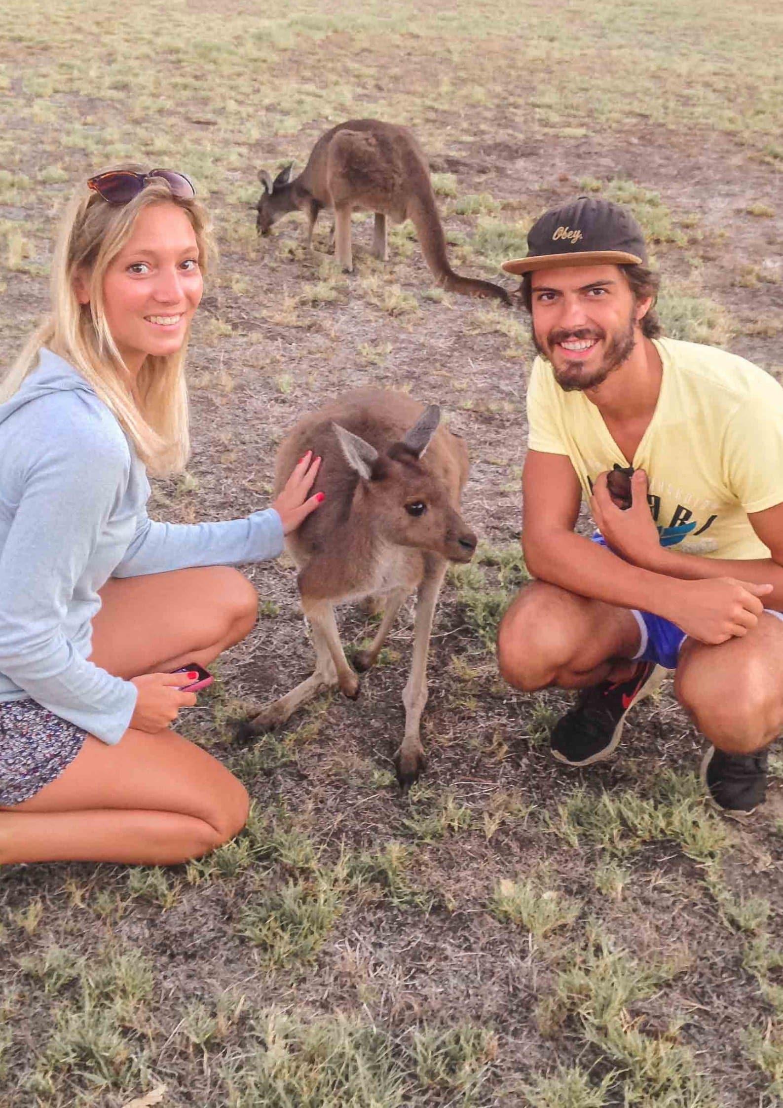 aller en australie