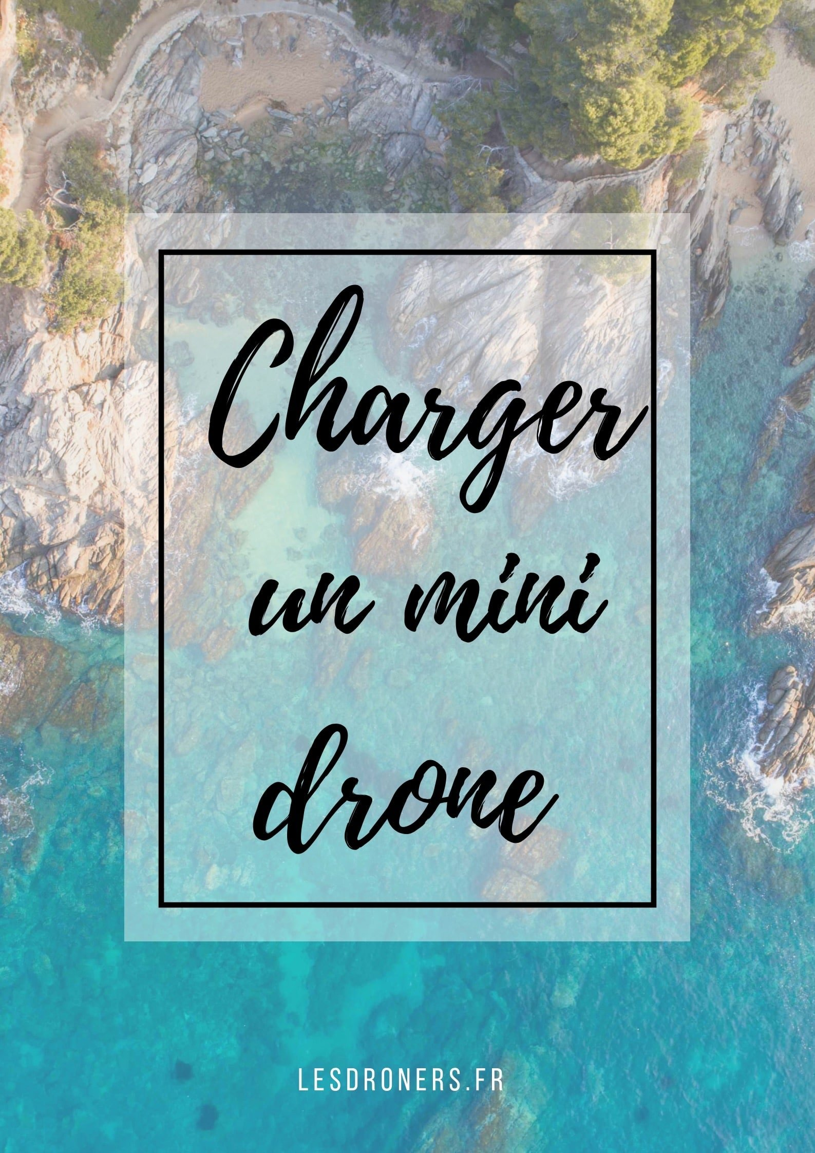comment charger un mini drone 001
