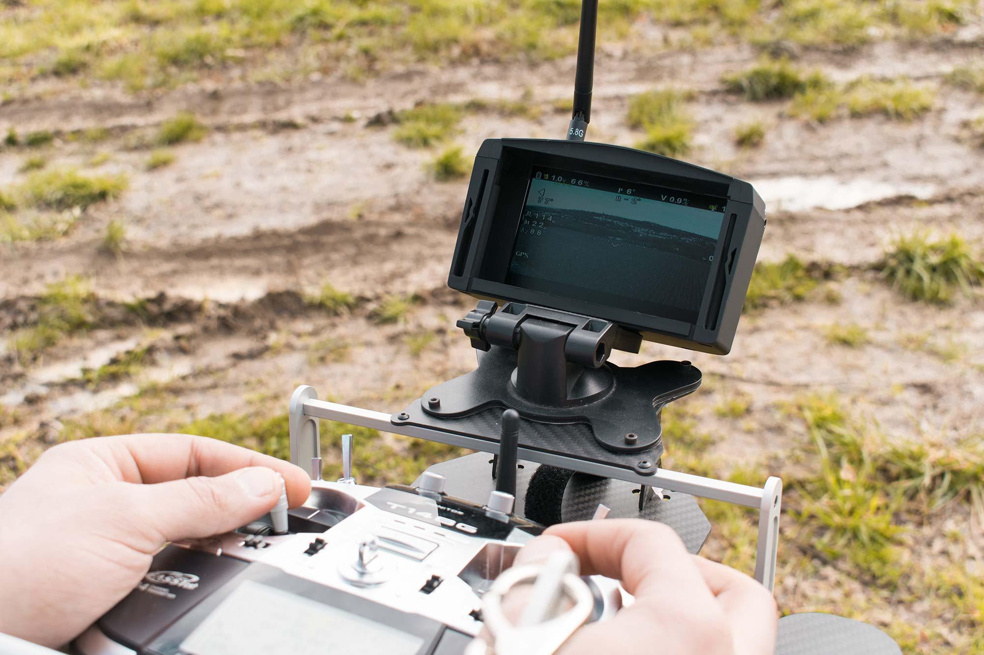 mini drone avec retour video